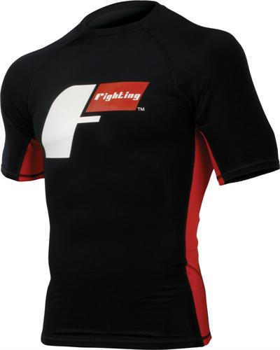 Fighting Sports Fighting Sports Power-Flex Pro Rash Guard S/S